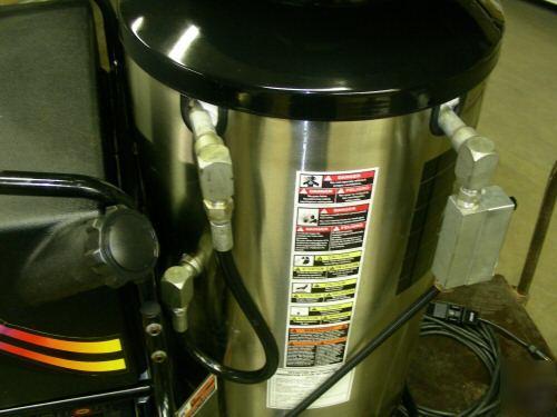 Aaladin Pressure Washer Unit