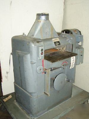 """Bulldozers For Sale >> 18"""" rockwell/delta wood planer, no.22-200, 5 hp (19486)"""