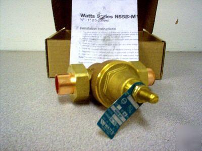 watts 3 4 n45bdus m1 water pressure reducing valve. Black Bedroom Furniture Sets. Home Design Ideas