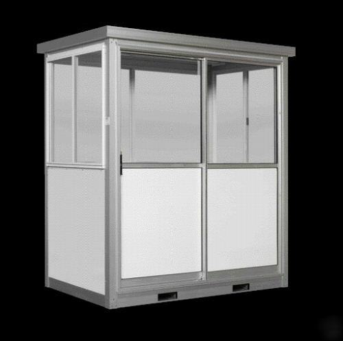 Modular Office Preassembled Guard Booth