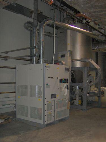 Dryer Desiccant Piovan Ds530 Capacity 4425 Lbs Plastic