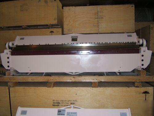New 8 Foot 12 Ga Box Pan Sheet Metal Brake Industrial
