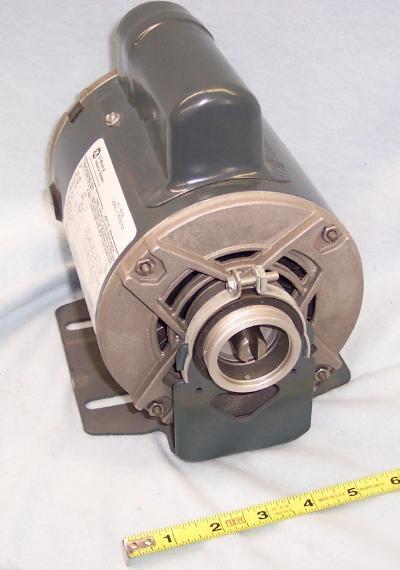 Rpm To Hz >> Ge electric motor 220/240V 1425RPM PH1 60HZ cradle base