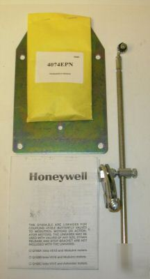 honeywell linkage adapter mod motor gas valve q100b1006