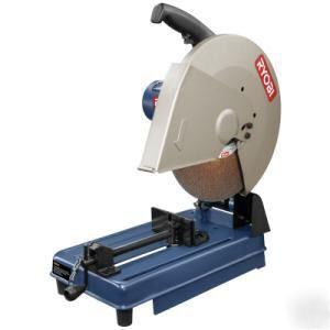 New Ryobi 14 In Abrasive Cut Off Machine