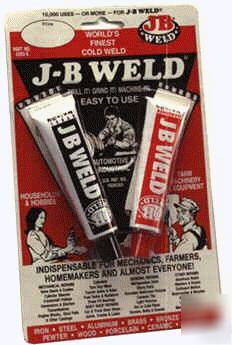 Jb Weld Liquid Weld In A Tube Cast Iron Steel