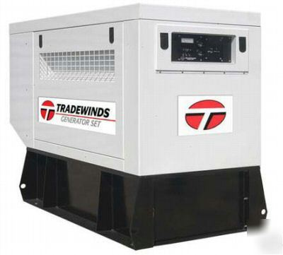 Generator - off grid continuous run - 60 kw - ng or lp