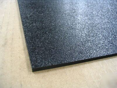 8020 Inc Abs Haircell Panel Black 18 X 12 X 236 2613