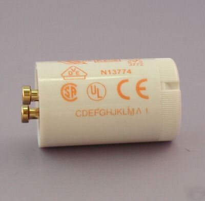 Philips Fluorescent Lamps on X10 Philips S2 Starter Fluorescent F4t5 F6t5 F8t5 Lamp