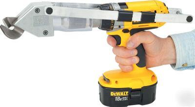 Malco Turboshear Hd Power Snips For Your Cordless Drill