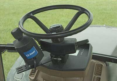 Ez Steer Assisted Steering System Agleader Trimble Gps