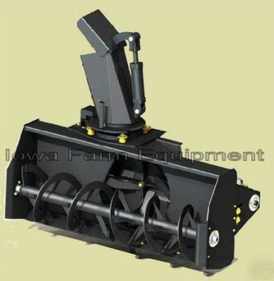 SNOWBLOWER SKID SHOES