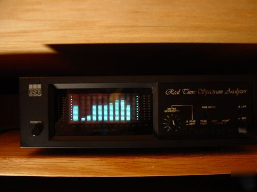 Bsr Real Time Audio Spectrum Analyzer Sa