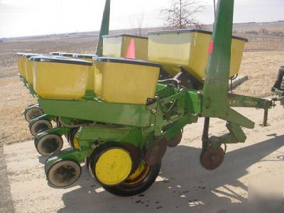 John Deere 7000 4 Row Planter For Sale John Deere 4 Row Planter 7000 Model Food Plots