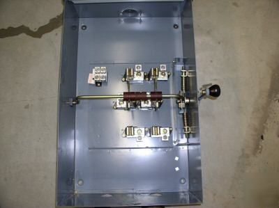 manual transfer switch for generator to house