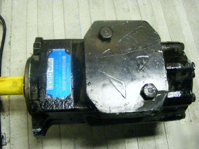 Denison hydraulic pump motor t6ccw abex pumps motors for Denison motors denison tx