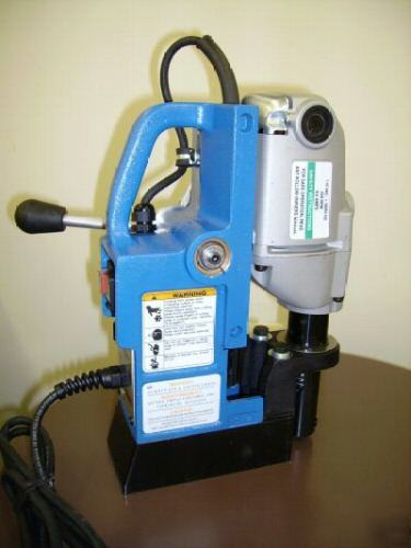 New Hougen Portable Magnetic Mag Drill Hmd904 Low Price