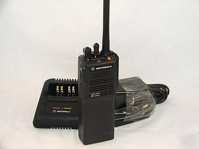 Motorola Mts2000 Mts 2000 Top Display Vhf 136 174