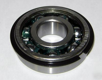 6305- bearings w/snap ring, 25X62 mm, 6305NR, sr