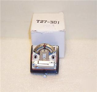 Siebe invensys pneumatic thermostat T27-301