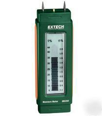 Extech MO200 / moisture detector w/ lcd display