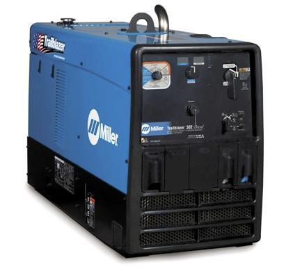 Miller Diesel Trailblazer 302 907218 Welder Generator