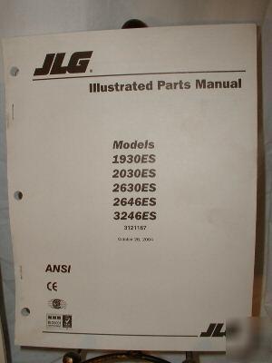 jlg service parts manuals electric scissor lifts. Black Bedroom Furniture Sets. Home Design Ideas
