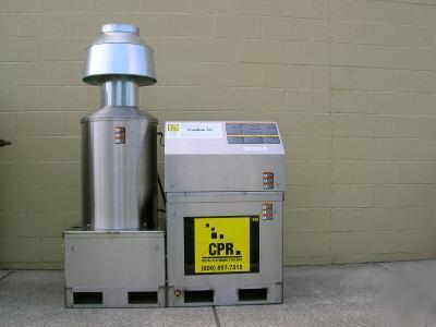Industrial Hot Water Pressure Washer Phosphate Wash