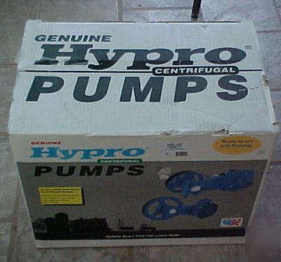 Dual Pumps UK - Plunger Pumps Hypro Industrial Pumps