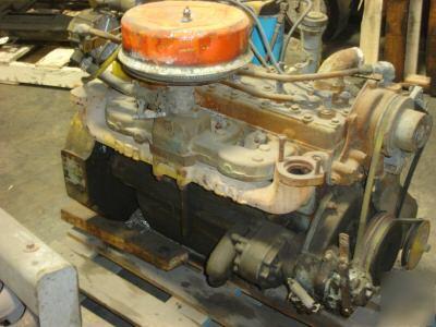Used Continental Flathead Forklift Engine Adimage