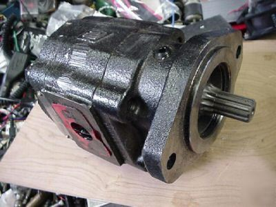 Parker hydraulic motor pump pgp050 commercial shearing for Parker pumps and motors