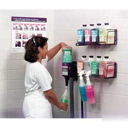 New 3m Twist N Fill Cleaning Chemical Dispenser