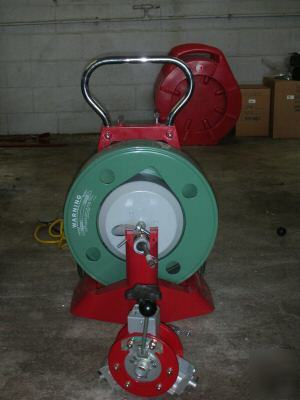 Spartan 300/sewer machine/sewer equipment